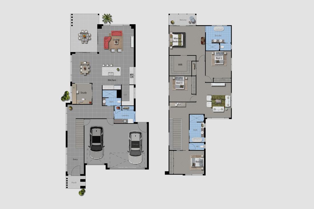 Great Keppel | Edge Designer Homes